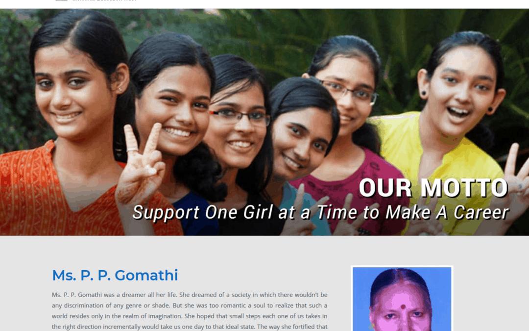 P.P. Gomathi Memorial Trust