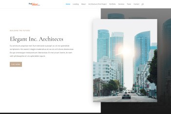 Architecture Firm Demo