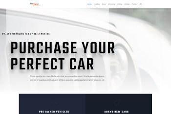 Car Dealer Demo