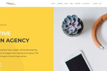 Design Agency Demo