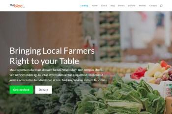 Farmers Market Demo