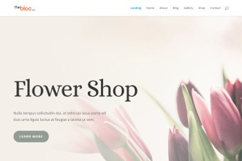 Florist Demo