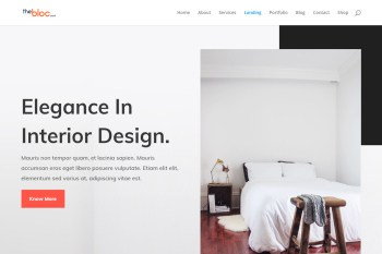 Interior Design Company Demo