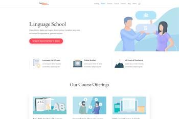 Language School Demo