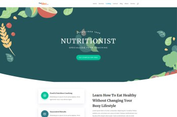 Nutrionist Demo
