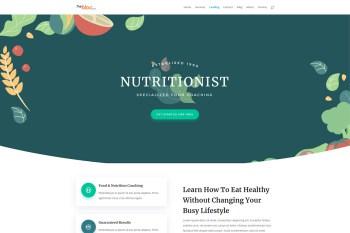 Nutrionist Demo