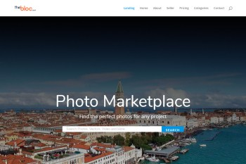Photo Marketplace Demo