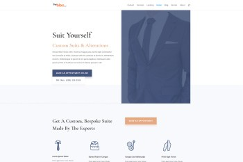 Suit Tailor Demo