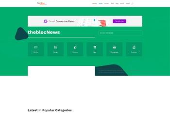 Technology News Demo