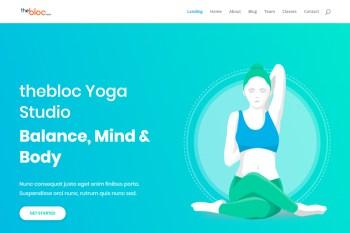 Yoga Studio Demo